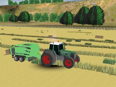 Tractor spel